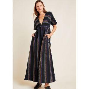 Anthropologie Sierra Maxi Dress By The Odells